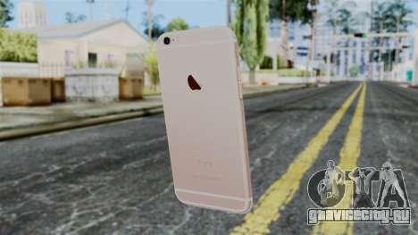 iPhone 6S Rose Gold для GTA San Andreas второй скриншот
