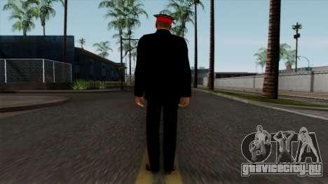 Вице-сержант Казанского Суворовского Училища v1 для GTA San Andreas третий скриншот