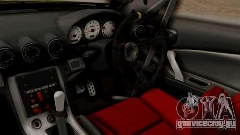 Nissan Silvia S15 RDS NGK для GTA San Andreas вид справа
