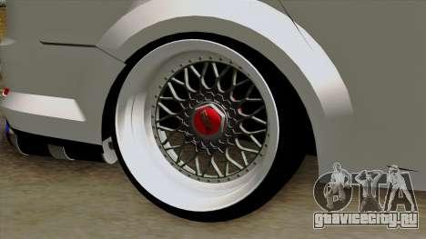Ford Mondeo для GTA San Andreas вид сзади слева