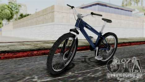 Mountain Bike from Bully для GTA San Andreas