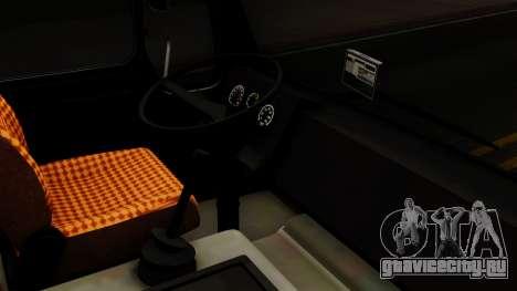 Mercedes-Benz Truck 4x6 для GTA San Andreas вид сзади