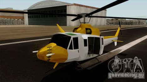 Armadillo from Vice City Stories для GTA San Andreas