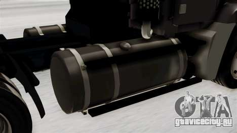 Mack Vision Trailer v2 для GTA San Andreas вид сзади