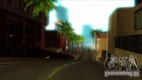 ENB Series Сlear Vision v1.0 для GTA San Andreas шестой скриншот