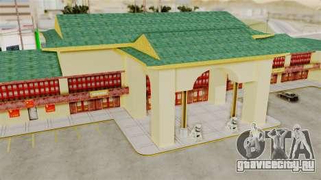 LV China Mall v2 для GTA San Andreas пятый скриншот