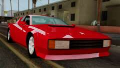 Cheetah from Vice City Stories для GTA San Andreas
