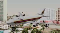 Boeing 747-200 Thai Airways для GTA San Andreas