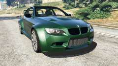 BMW M3 (E92) WideBody для GTA 5