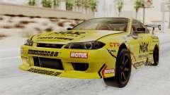 Nissan Silvia S15 RDS NGK для GTA San Andreas