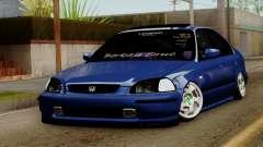 Honda Civic Sedan B.O. Yapım