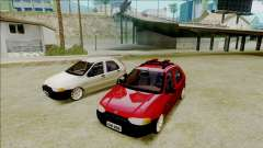 Fiat Palio EDX Turbo Performance для GTA San Andreas