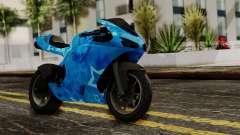 Bati VIP Star Motorcycle для GTA San Andreas