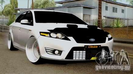 Ford Mondeo для GTA San Andreas