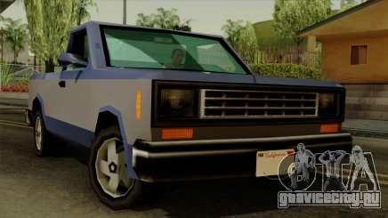 Bobcat from Vice City Stories IVF для GTA San Andreas