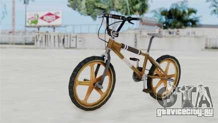 Retro BMX from Bully для GTA San Andreas