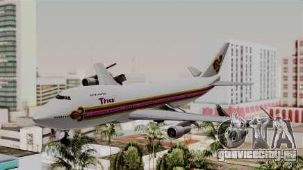 Boeing 747-200 Thai Airways для GTA San Andreas