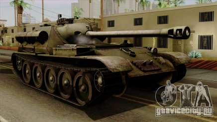 SU-101 122mm from World of Tanks для GTA San Andreas