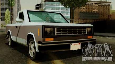 Bobcat from Vice City Stories для GTA San Andreas