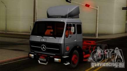 Mercedes-Benz Truck 4x6 для GTA San Andreas