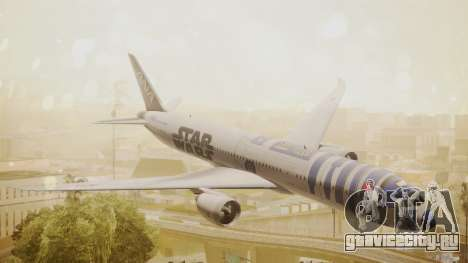 Boeing 787-9 ANA R2D2 для GTA San Andreas