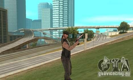 Deagle для GTA San Andreas пятый скриншот