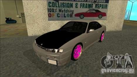 Nissan 200sx Drift JDM для GTA San Andreas