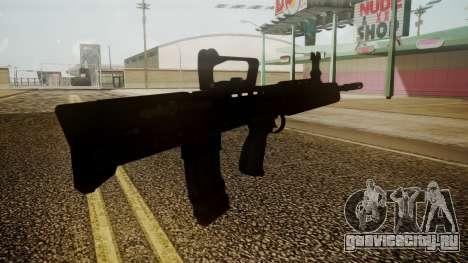 L85A2 Battlefield 3 для GTA San Andreas третий скриншот