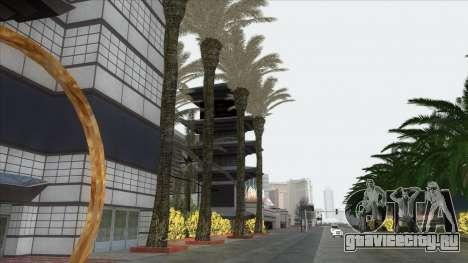 Autumn in SA v2 для GTA San Andreas девятый скриншот