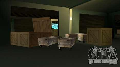 Новые текстуры San Fierro для GTA San Andreas второй скриншот