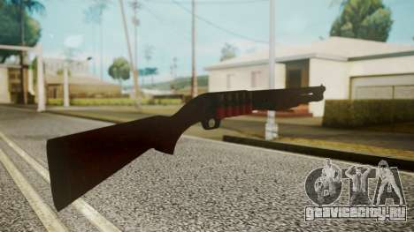 Shotgun by catfromnesbox для GTA San Andreas третий скриншот