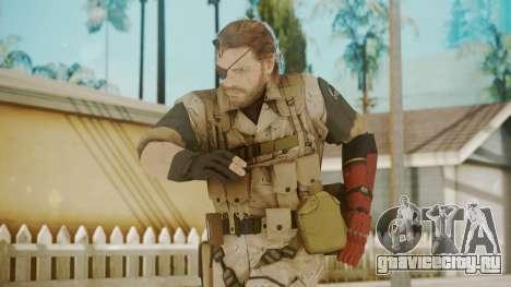 Venom Snake Desert Fox для GTA San Andreas