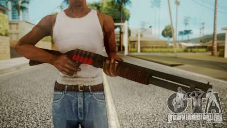 Shotgun by catfromnesbox для GTA San Andreas
