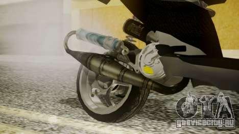 NRG Power Tuning для GTA San Andreas вид справа