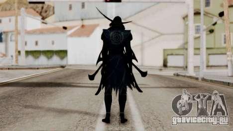 Sengoku Basara 3 - Masamune Date Original Weapon для GTA San Andreas третий скриншот