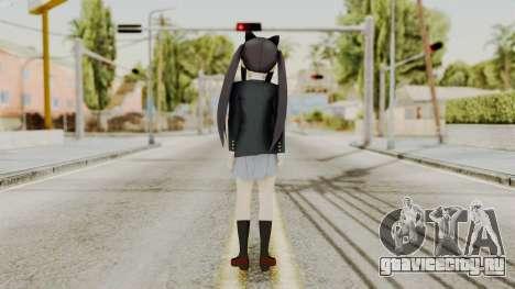 K - ON Remake Asuza Nakano для GTA San Andreas третий скриншот