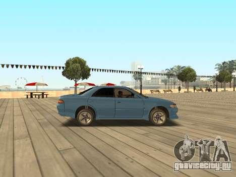 Toyota Mark II для GTA San Andreas вид слева