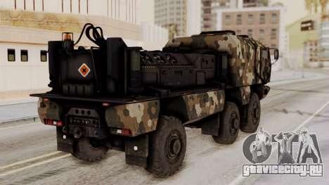 Tempest (устройство) для GTA San Andreas вид слева