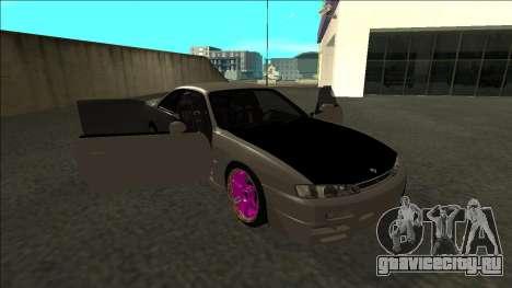 Nissan 200sx Drift JDM для GTA San Andreas вид сбоку