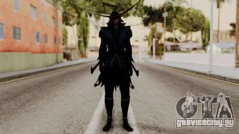 Sengoku Basara 3 - Masamune Date Original Weapon для GTA San Andreas второй скриншот
