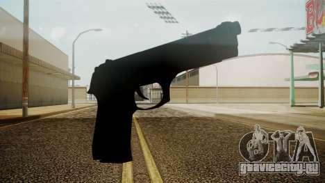 Beretta M9 Battlefield 3 для GTA San Andreas