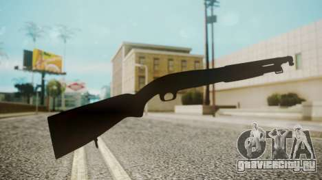 Winchester M1912 для GTA San Andreas третий скриншот