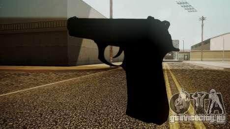 Beretta M9 Battlefield 3 для GTA San Andreas второй скриншот