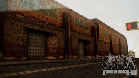 HDR Factory Build Mipmapped для GTA San Andreas третий скриншот