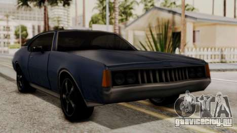 Clover Dub Edition для GTA San Andreas