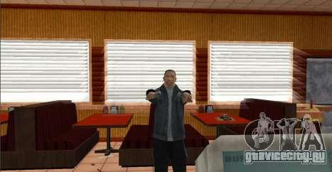 Deagle Styles для GTA San Andreas