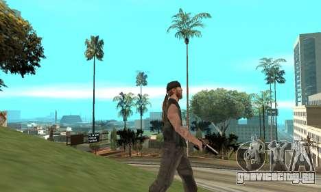Deagle для GTA San Andreas четвёртый скриншот