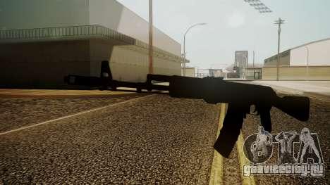 AK-74M Battlefield 3 для GTA San Andreas второй скриншот