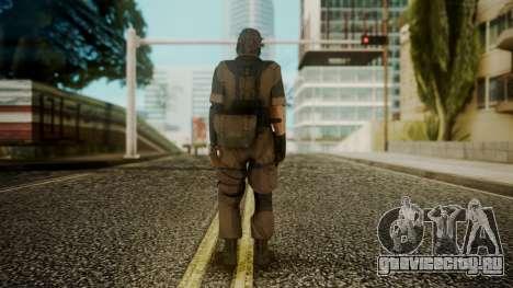 Venom Snake Stun Arm для GTA San Andreas третий скриншот