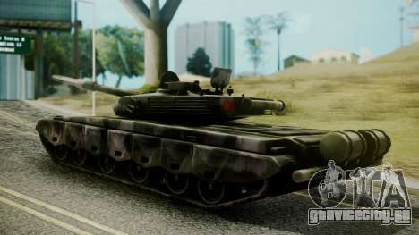 Type 99 from Mercenaries 2 для GTA San Andreas вид слева